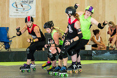 20130831.Antagonist-PO_0400 (Axle Adams) Tags: seattle sports rollerderby rollergirls skaters derby skates 2013 antagonistrollerderby porttorchard