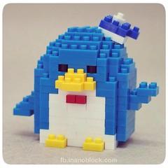Tuxedo Sam in Nanoblock (inanoblock) Tags: hello cute penguin sam lego bricks kitty sanrio tuxedo blocks build buildingblocks nanoblock  nanoblocks