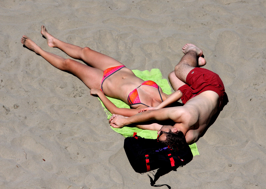 Talk this bikini beach mind control regret, that