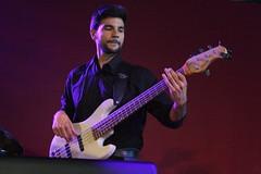 Wara (2013) 12 (KM's Live Music shots) Tags: italy guitar salsa bassguitar worldmusic timba wara southbankcentre fridaytonic