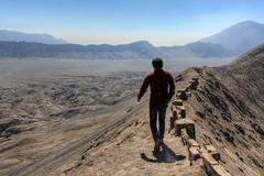 Lereng Gunung Bromo