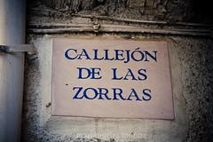 CALLEJN DE PITRES (GRANADA) (mamherrera) Tags: canon granada letrero rotulo placa texto testo alpujarra rtulo escritura cartelito pitres