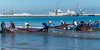 Hauling in the Nets (Sue_Hutton) Tags: africa bay team fishermen morocco together maroc nets fishingboat tangier tanger tangiers teamwork september2013 october2013 t189522013