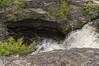 Waterfalls beteween the rocks (Qunaieer) Tags: ontario rocks guelph conservation waterfalls area شلال rockwood صخور