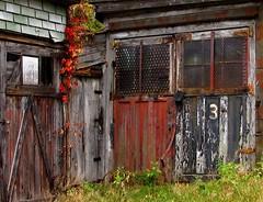 """3"" (2bmolar) Tags: doors garage odc day283 schuylkillcounty day283365 3652013 365the2013edition 10oct13"