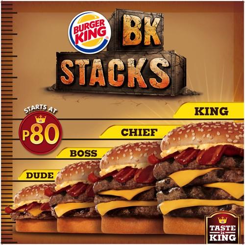 BK Stacks Poster