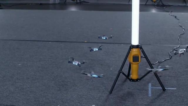 這不是CG!LEXUS 利用遙控機器人拍出超炫廣告!