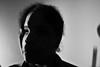 Mnemonic Portrait (Giovanni Savino Photography) Tags: portrait blackandwhite memories headshot double portraiture mnemonic strobist magneticart minimallighting ©giovannisavino