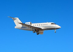 Canadair LTD CL-600-2B16   -   DSC_9428-copyfl (mwomack77479) Tags: aircraft jet corporatejet sigma50500mmos sugarlandmunicipalairport canadairltdcl6002b16