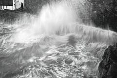 13.3m Weston-super-Mare 040 (chrisw09) Tags: waves head tide spray foam anchor splash hightidewestonsupermare 133mwestonsupermare