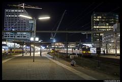 EETC 1252 + 11441, Utrecht 21-2-2014 (Henk Zwoferink) Tags: utrecht ns express alpen henk centraal 1252 eetc 11441 skitrein zwoferink