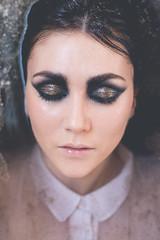 Nat (jamesbooth_london) Tags: portrait water girl fashion model nikon bath editorial d800 homestudio nataliewilson phoebebrown