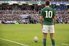 Jonny Sexton (dfeehely) Tags: ireland italy dublin rugby brian thirteen aviva bod 6nations odriscoll