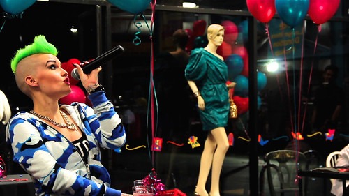 Out of the Closet, Donate Fashion Function (3/9/14)
