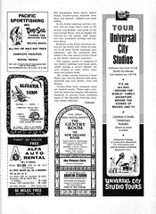 1967 Vacationland Winter-Spring 21 - Universal City Studios tour (Tom Simpson) Tags: vintage 60s disneyland disney 1967 1960s vacationland vintagedisneyland vintagedisney vacationlandmagazine