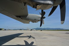 46Aerobrig-Sani 234 (Luigi Sani) Tags: nikon aviation airplanes pisa propeller aaa aviazione 46 c130 aerei elica aeronauticamilitare c27j