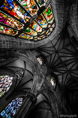 The Colour of the Kirk (Wheatley Images) Tags: blackandwhite bw white black monochromatic