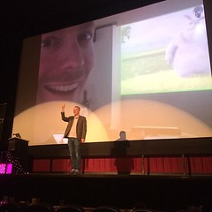 The floating head of @aral