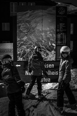 You are here (Brant He. Fageraas) Tags: blackandwhite norway canon skiing norefjell