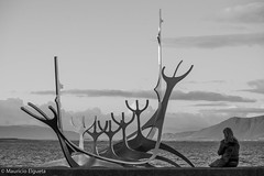 See Voyager (Mauricio Leonel) Tags: viaje monument see iceland islandia voyager reykjiavik