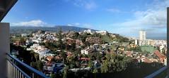 Puerto de la Cruz (Mac ind g) Tags: mountain holiday canaryislands spring puertodelacruz tenerife espaa canarias volcano panorama mountteide spain cityscape elteide teide vftw picodelteide