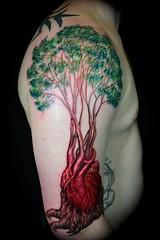 Anatomical Heart Tattoo Ideas On Arm Of Man 126 (tattoos_addict) Tags: man tattoo heart arm ideas 126 anatomical hearttattoos
