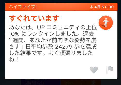 up message 2
