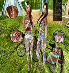 LOTD 92 (Taiinted Beauty) Tags: truth blogger bicycles reign