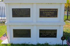 Key West (Florida) Trip, November 2014 2972Ri 4x6 (edgarandron - Busy!) Tags: cemeteries cemetery keys florida keywest floridakeys keywestcemetery