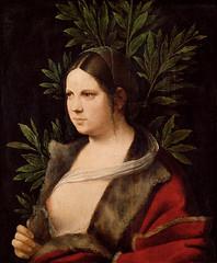 Giorgione, Bildnis einer jungen Frau/Laura (Portrait of a Young Bride/Laura) (HEN-Magonza) Tags: laura giorgione kunsthistorischesmuseumwien bildniseinrjungenfrau portraitofayoungbride