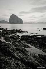 Bacuit Archipelago (mikko.dapula) Tags: longexposure sea seascape beach landscape island philippines nikkor whitesand elnido palawan whitebeach 2015 elnidopalawan nikond90 lascabanas 18200vriilens mikkodapula january2015