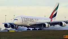 _MG_0700 Emirates a380 (M0JRA) Tags: manchester airport emirates planes a380