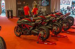 WDW2014 Diavel tent (troy.jackman) Tags: world show italy bike monster nikon italia motorcycles rimini moto motorcycle week burnout ducati stunt evo wheelie duc 2014 hypermotard d7100 diavel