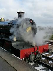7820 Dinmore Manor (ianpreston) Tags: leicester loughborough gcr dinmoremanor steamgala2015