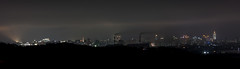Pyongyang la nuit depuis l'hôtel Sosan (jonathanung@ymail.com) Tags: night lumix hotel asia view korea panoramic asie vue kp nord northkorea panoramique pyongyang corée dprk cm1 koryo sosan coréedunord insidenorthkorea républiquepopulairedémocratiquedecorée rpdc lumixcm1
