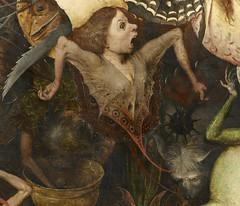 Bruegel Unseen Masterpieces Fall of the Rebel Angels (VISITFLANDERS) Tags: art museum culture bruegel kmskb flemishmasters visitflanders