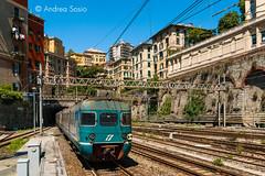 ALe 940-050 TI (Andrea Sosio) Tags: train italia liguria genova reg stazione treno trenitalia 050 regionale ferroviedellostato 21046 nikond60 brignole ale801 ale940 andreasosio