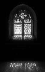 John Rylands Library Manchester (RG_1983) Tags: greatbritain light england blackandwhite white black window glass monochrome john manchester blackwhite shadows northwest library rylands