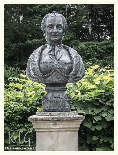 Gedenkstaette Heldenberg, NOE:  Maria Theresia | 2015-05