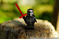 | Kylo Ren | The Search Continues... | 2016-06-03 | (Jose Moncivais) Tags: rock starwars lego stormtrooper lightsaber darkside benito mountaintop buildingblocks bensolo kyloren iwillfinishwhatyoustarted