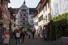 Stein am Rhein (G. Dominguez) Tags: familie ausflug ferien steinamrhein 201205
