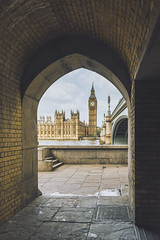 View of the Big Ben (Laura Racero) Tags: uk london tower clock westminster thames elizabeth parliament bigben palace nikond810