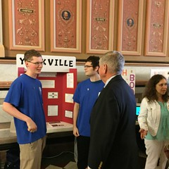 "AJ and Chase Talk with Senator Oberweis • <a style=""font-size:0.8em;"" href=""http://www.flickr.com/photos/109120354@N07/27085377766/"" target=""_blank"">View on Flickr</a>"