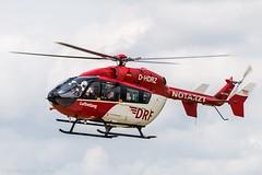 DRF Luftrettung HSD D-HDRZ (U. Heinze) Tags: airport nikon aircraft airways haj hubschrauber hannoverlangenhagen