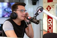 Jan Smit @ Gijs 2.0 (NPO_Radio2) Tags: 2 radio jan 20 gijs npo beste smit songfestival zangers staverman ogene og3ne