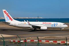 EC-LUT (GH@BHD) Tags: aircraft aviation ace lanzarote boeing ux airliner 737 arrecife b737 gcrr 737800 aea aireuropa arrecifeairport eclut