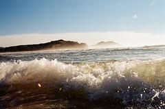 #analogphotography (Elisa Comandulli Fotografia) Tags: sea sun praia beach gua mar paradise wave bluesky ao horizonte paraso oceano onda orizont