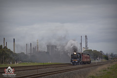 Refined Beauty (R Class Productions) Tags: heritage train vintage industrial victorian steam railways refinery steamrail