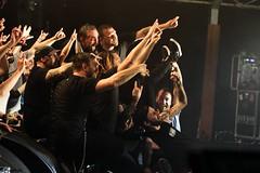Mass Hysteria (Laura Keusch) Tags: orange concert mass bleue hysteria vitry