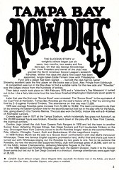 St Mirren vs Tampa Bay Rowdies - 1980 - Page 3 (The Sky Strikers) Tags: street love st tampa bay official exhibition match paisley programme rowdies mirren 25p